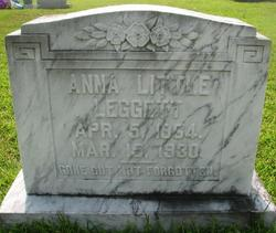 Anna <I>Little</I> Leggett