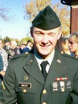 """Pvt Kenneth Allen """"Kenny"""" Nalley"""