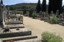 Lourmarin Cemetery