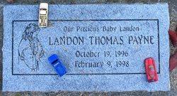 Landon Thomas Payne