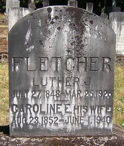 Luther Joseph Fletcher