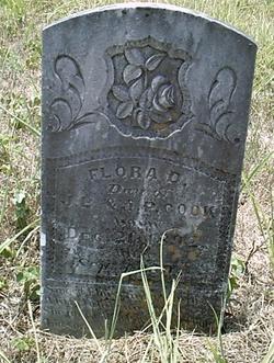 Flora D Cook
