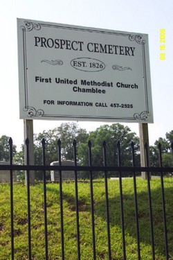 Prospect Methodist Cemetery