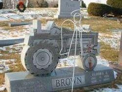 Cecil E Brown