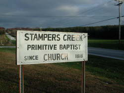 Stampers Creek Cemetery