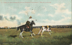 "Charles Burton ""Cowboy Charlie"" Irwin"