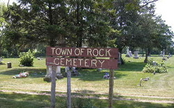 Town of Rock Cemetery