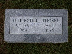 "H Hershell ""Red"" Tucker"