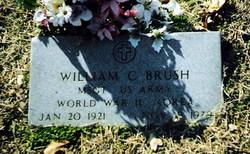 """William Curtis """"Bill"""" Brush"""