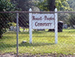 Brazell-Peeples Cemetery