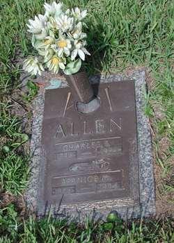 Bernice Evelyn <I>Moore</I> Allen