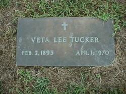 Veta Lee <I>Conard</I> Tucker