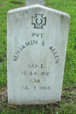 Benjamin L. Allen