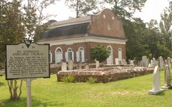 Saint Stephen Episcopal Church Cemetery