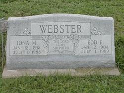 Iona M. <I>Long</I> Webster