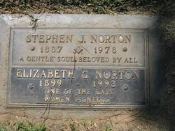 Elizabeth G <I>Gotfredson</I> Norton