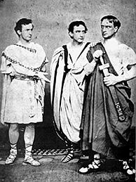 Junius Brutus Booth, Jr