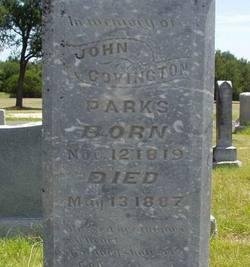 John Covington Parks