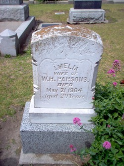 Amelia Parsons