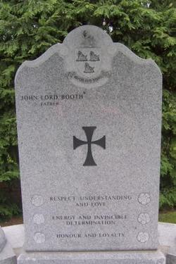 John Lord Booth