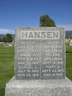Mary A Hansen
