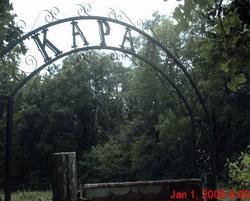 Kapark Cemetery