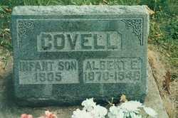 Albert Edward Covell