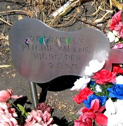 The Day the Music Died Memorial