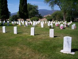 Fort Missoula Cemetery