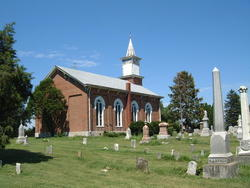 Doddridge Chapel Cemetery