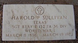 Harold P. Sullivan