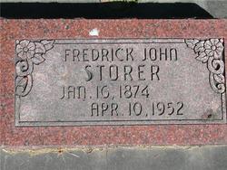 Fredrick John Storer