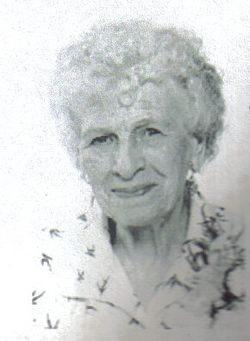 Gladys Evert <I>Dana</I> Bolke