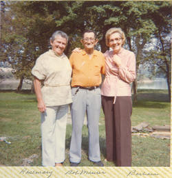 Barbara Maurer barbara maurer heaton 1915 1996 find a grave memorial