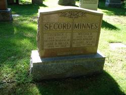 Marjorie Isabella <I>Secord</I> Minnes
