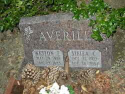 Weston Francis Averill