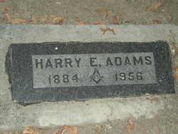 Harry Edward Adams