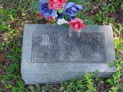 John Mark Aaron