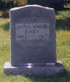 Anna Mabel <I>Tyree</I> Eary