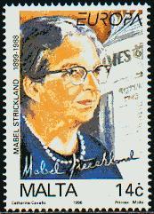 Mabel Edeline Strickland