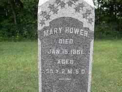 Mary <I>Hower</I> Billmeyer