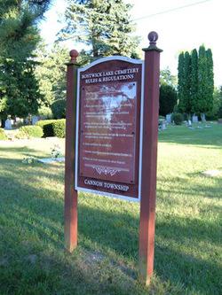 Bostwick Lake Cemetery