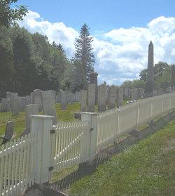 Warren Center Cemetery Old