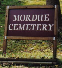 Mordue Cemetery