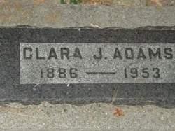 Clara Jane <I>Libengood</I> Adams
