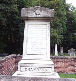 Col Benjamin Chambers