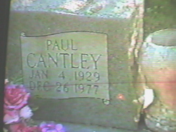 Paul Cantley