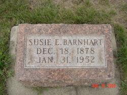 Susie Elizabeth <I>Hamilton</I> Barnhart
