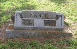 Mildred Ann <I>Ellis</I> Nance