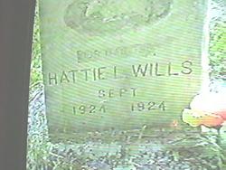Hattie Louise Wills